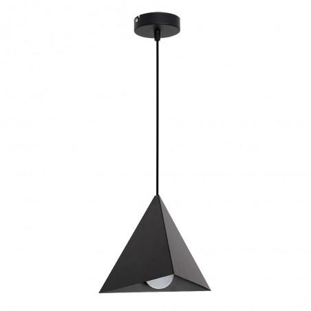 Lampa sufitowa Zwis Żyrandol Set czarny 1Pł 7412 Luminex