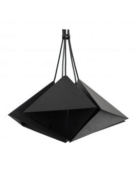 Lampa sufitowa Zwis Żyrandol Set czarny 5Pł 7416 Luminex
