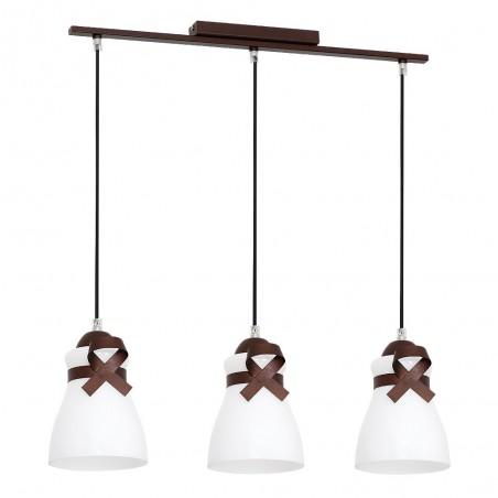 Lampa sufitowa Zwis Rebel 3Pł 6382 Luminex