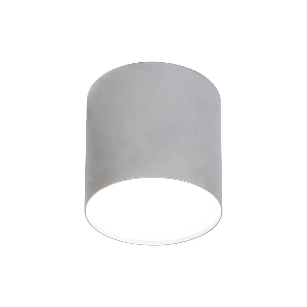 Plafon POINT PLEXI LED SILVER M 1Pł 6527 Nowodvorski