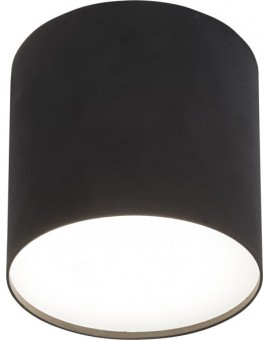 Plafon POINT PLEXI LED BLACK M 1Pł 6526 Nowodvorski