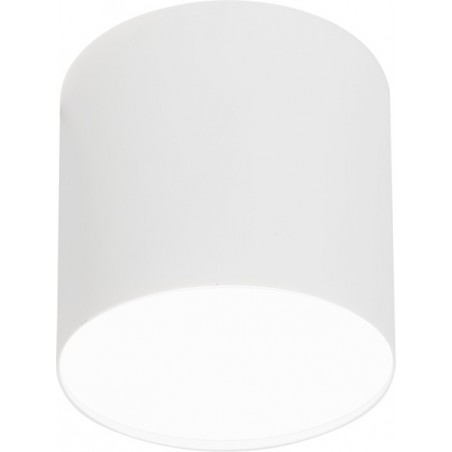 Plafon POINT PLEXI LED WHITE M 1Pł 6525 Nowodvorski