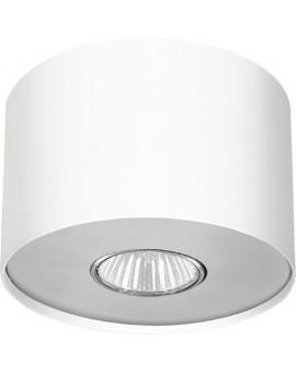 Lampa stropowa Plafon POINT WHITE S 1Pł 6000 Nowodvorski