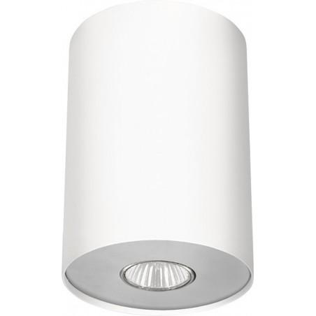 Lampa stropowa Plafon POINT WHITE L 1Pł 6002 Nowodvorski
