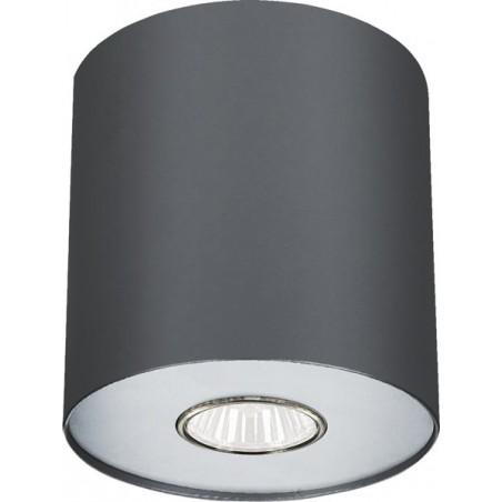 Lampa stropowa Plafon POINT GRAPHITE M 1Pł 6007 Nowodvorski