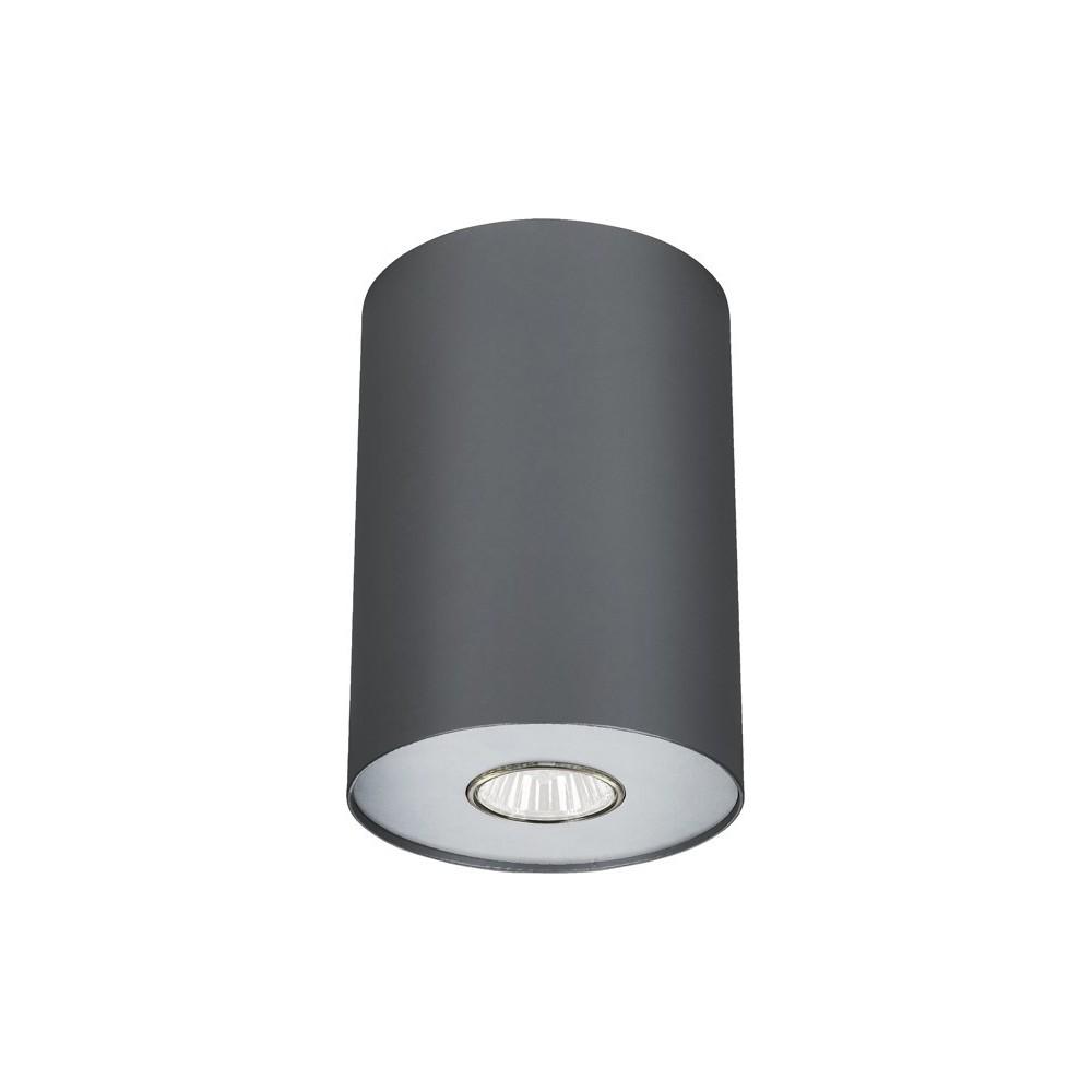 Lampa stropowa Plafon POINT GRAPHITE L 1Pł 6008 Nowodvorski